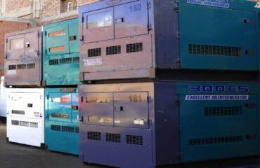 Medium capacity generators
