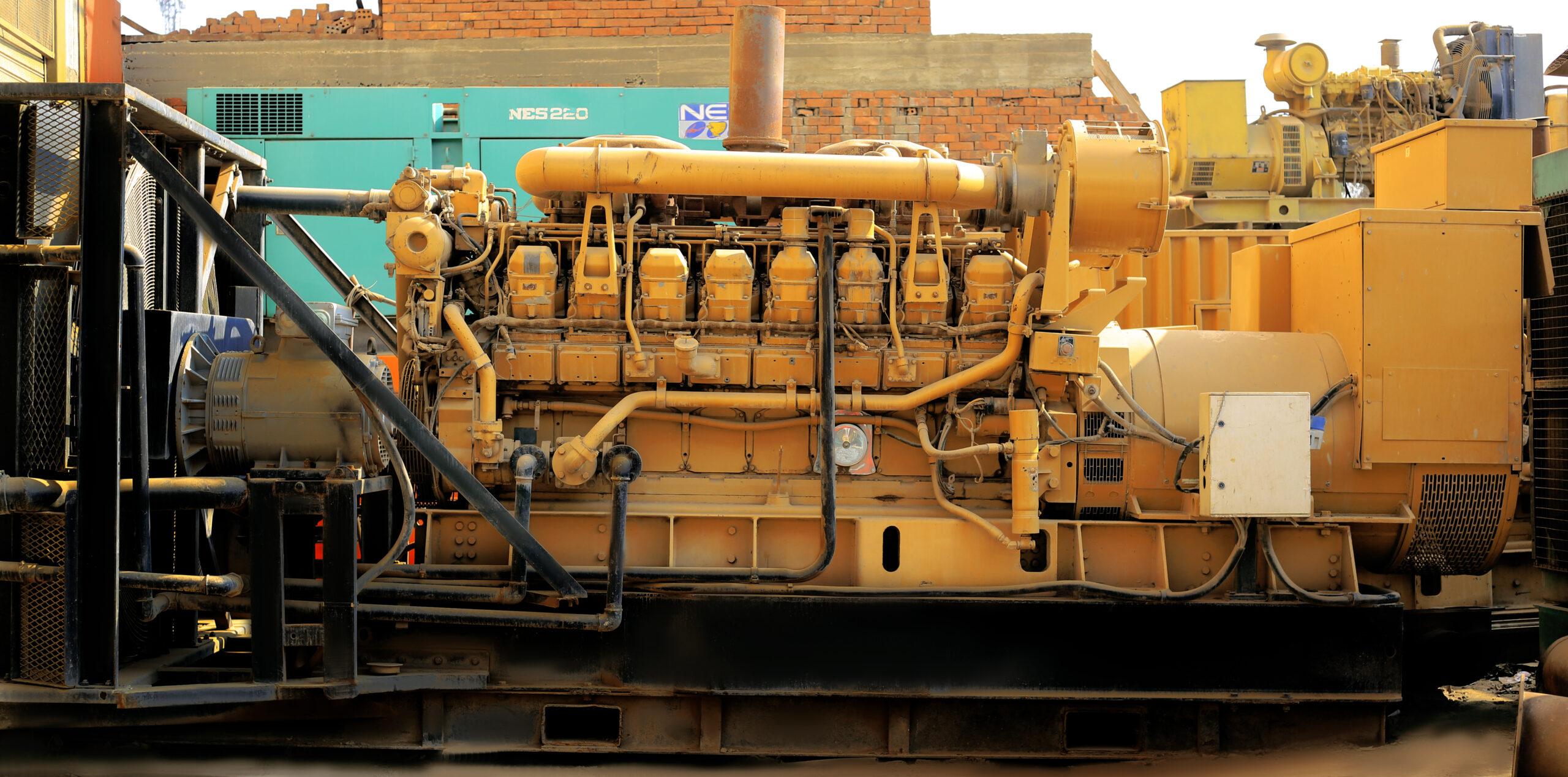 High capacity generators