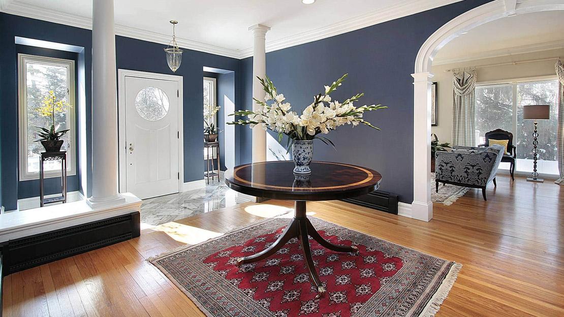 Blue Heaven Interior Design in Koria